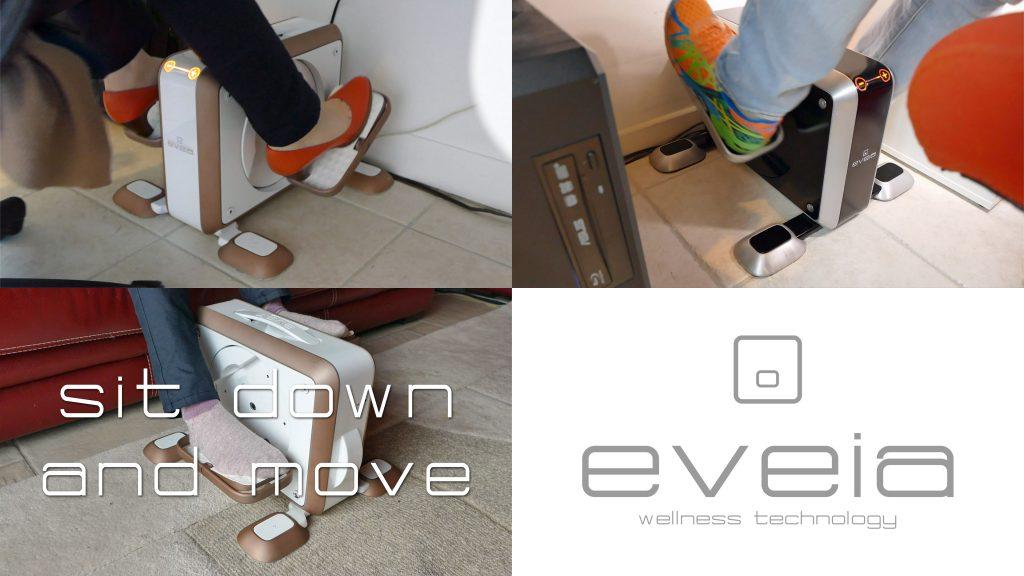 eveia - sedentarite - sit down and move